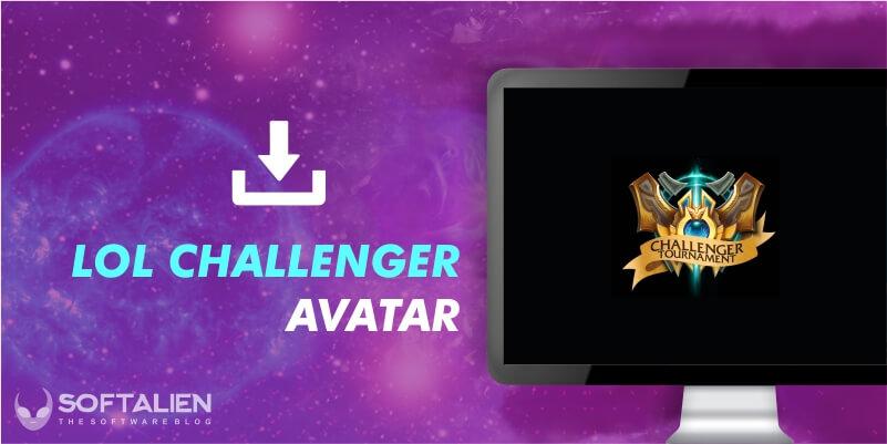 LOL Challenger Avatar