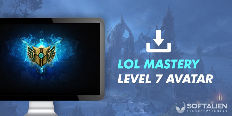LOL Mastery Level 7 Avatar
