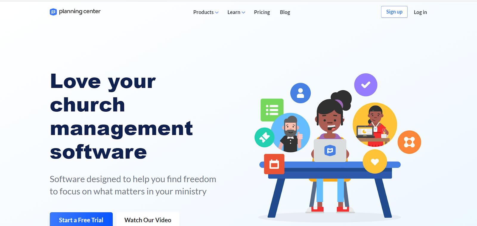 Login.planningcenteronline.com — Register & Use the Portal