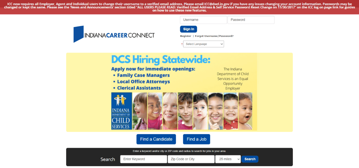 indianacareerconnect