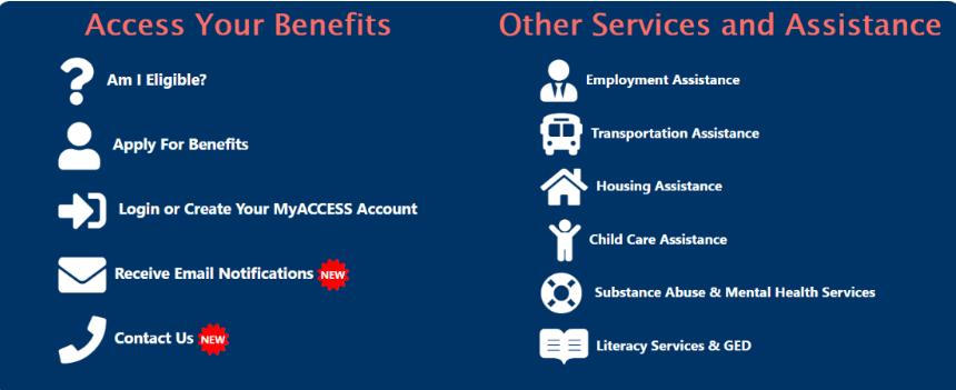 myaccessflorida-services